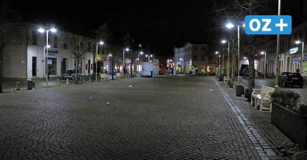 Landkreis Rostock: Nächtliche Ausgangssperre soll ausgeweitet werden