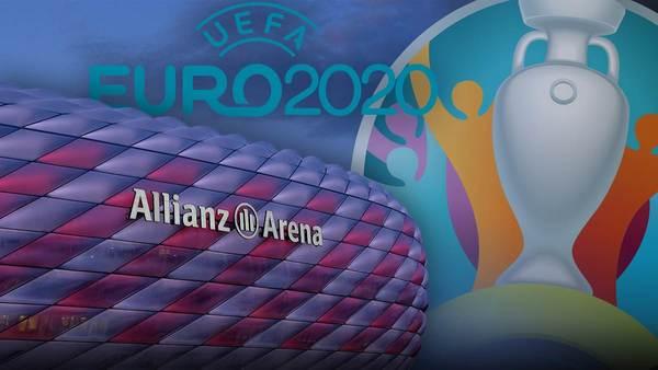 EM-Spiele in München mit mindestens 14.500 Fans