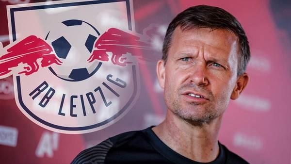 """RB Leipzig """"natürlich eine Top-Idee"""": Jesse Marsch bringt sich für Nagelsmann-Nachfolge in Stellung"""