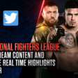 PFL signs deal with Twitter, including training content, pre-fight walkouts, highlights and more