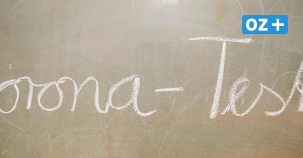 Testpflicht in Schulen von MV ab nächste Woche: Prüfungen ausgenommen