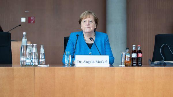 Wirecard-Ausschuss: Merkel verteidigt sich und lässt Ex-Verteidigungsminister Guttenberg erneut fallen