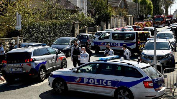 Terrorverdacht: Polizistin bei Messerangriff auf Polizeiwache in Frankreich getötet