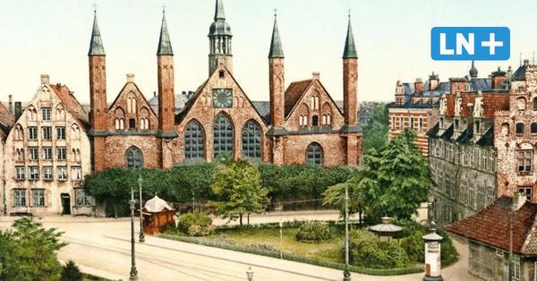 Lübecks Historie: Als der Koberg noch grün war