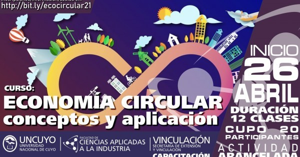 Upcoming open course: economía circular, una apuesta a la post pandemia