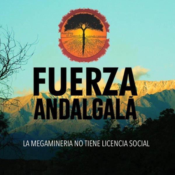 Argentina, mining: un centenar de organizaciones latinoamericanas, canadienses y mundiales piden detener el avance ilegal de la exploración minera
