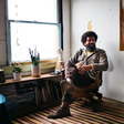 Artist George McCalman Collaborates With Miir & Equator Coffees For The B'Cause Artist Series