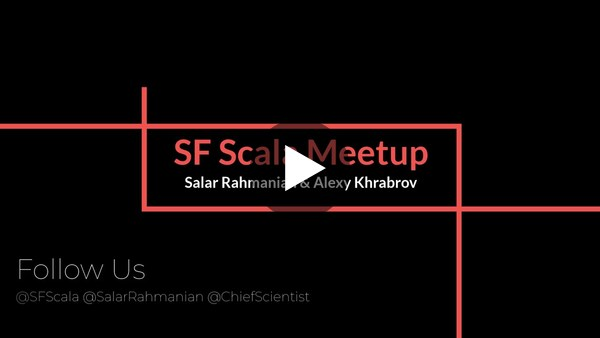 SF Scala: Introduction to Cats Parse By Jeff Lewis