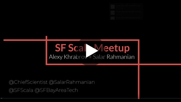 SF Scala: How to survive algorithms in Scala