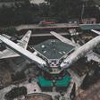 Das verlassene Flugzeug-Restaurant in Italien - TRAVELBOOK