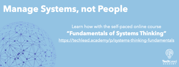 Discover more about Systems Thinking in the context of software with this course