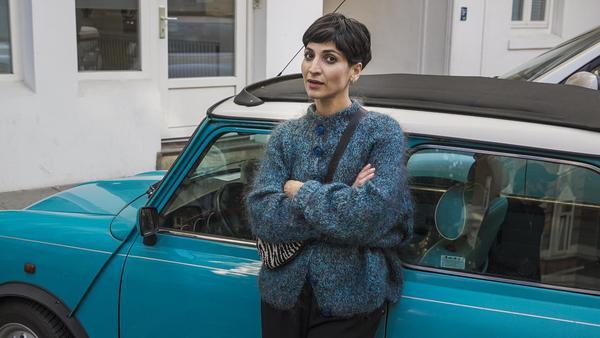 Neda Rahmanian, de Téhéran à Hambourg