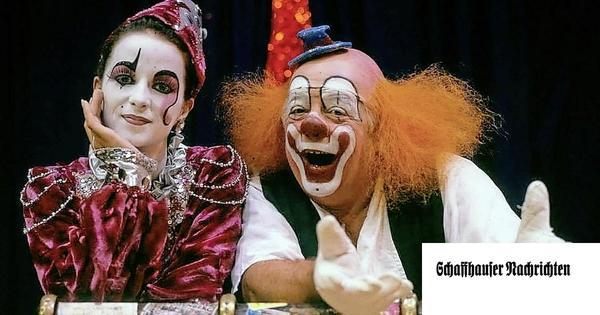 Wie ein Clown aus Thayngen nach Arabien kam