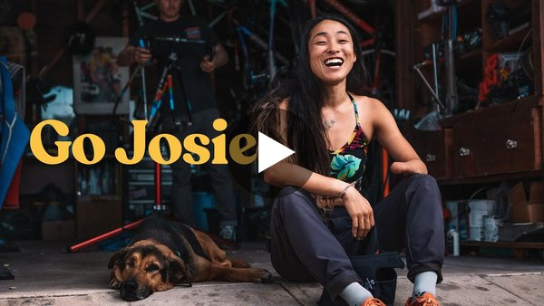 Bicycles are changing Josie's life, one ride at a time.  Go Josie.