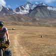 A Bivvy, a Phone, and a Drone: Cycling Home from China.