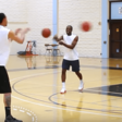 3 on 1 Rapid Fire Passing Drill