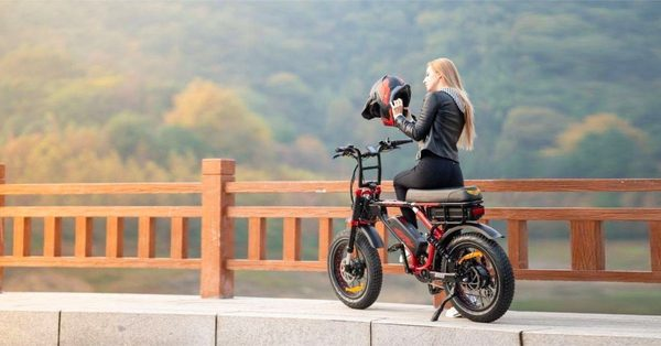 Two riders, one e-bike: Dual passenger electric bikes offering twice the work and play