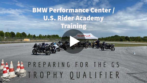 BMW Performance Center Riding On/Off-Road Training (GS Trophy Preparation / MOA Premiere Training)