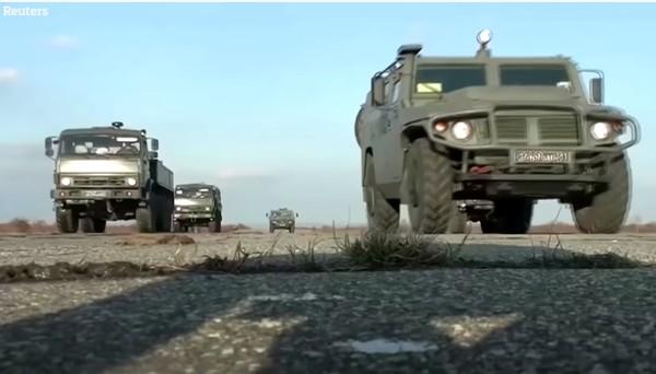 """Rosja kończy """"ćwiczenia"""" na granicy z Ukrainą - NaWschodzie.eu"""