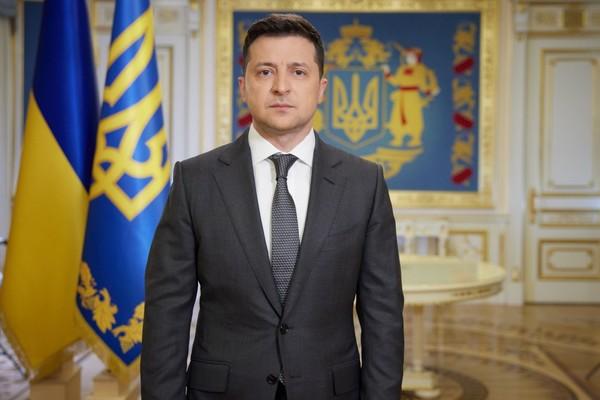 Zełenski wystąpił z odezwą do narodu. Zaprosił Putina na spotkanie w Donbasie - NaWschodzie.eu