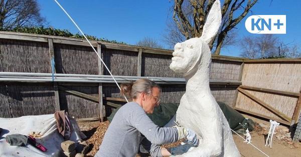 Bissee: Verein Skulptur wagt trotz Corona den Skulpturen-Sommer