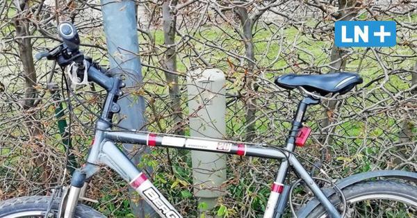 Unbekannter Toter in Schwarzenbek gefunden: Wer kennt sein Fahrrad?