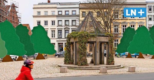 Bäume für den Koberg: Kommt die Neugestaltung des Platzes?