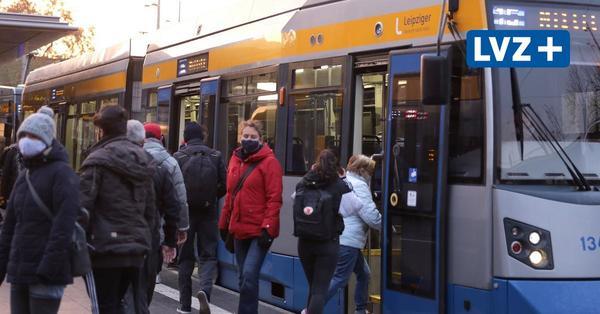 Verschärfter Corona-Schutz in Leipzig: FFP2-Masken ab sofort Pflicht in allen Bussen und Bahnen der LVB