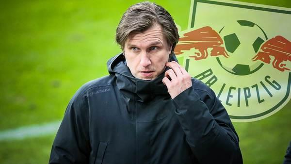 Nächster Hammer bei RB Leipzig: Sportdirektor Markus Krösche geht - Sportbuzzer.de