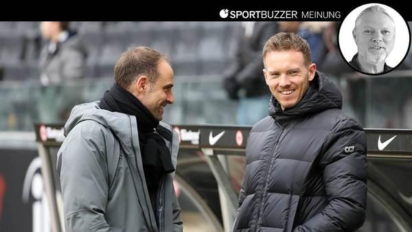 Kommentar zu Nagelsmann: Keiner bietet den Bayern in deutschen Landen die Stirn - Sportbuzzer.de