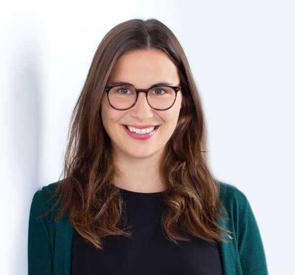 """Julia Gundlach, Project Manager """"Ethik der Algorithmen"""" Bertelsmann Stiftung (Bild: Ansichtssache_Britta Schröder)"""