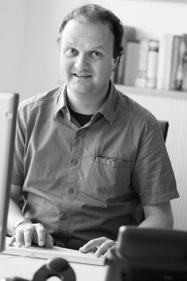 Sebastian Möller, Leiter des Forschungsbereichs Sprachtechnologie am Deutschen Forschungszentrum für Künstliche Intelligenz, DFKI (Bild: DFKI)
