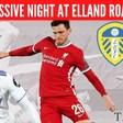Huge Game At Elland Road   Leeds v Liverpool   European Super League
