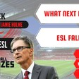 What Next For FSG?   LFC Fan Fury   ESL Collapse   The Midweek Fix