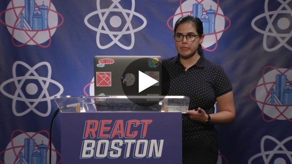 Jade Dickinson: React and Elm Join Forces (⚡️) / React Boston 2019