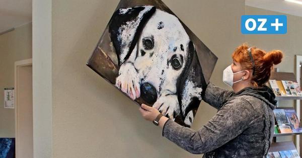 Neukloster: Künstlerin kehrt für Ausstellung in ihre alte Heimat zurück