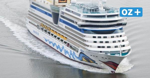 Kreuzfahrtsaison 2021 in Warnemünde: Wann kommen die großen Schiffe?