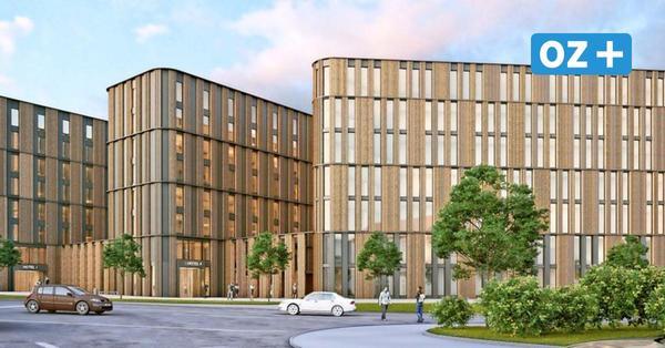 Bau-Boom in Rostock: Werden die vielen neuen Büros nach Corona noch gebraucht?