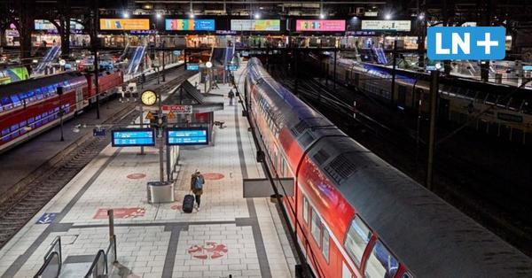 Dürfen Reisende abends noch Bahn fahren?