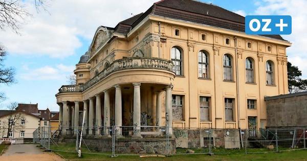 Hotelneubau in Kühlungsborn: Das sagen Stadtvertreter zu Villa-Baltic- Plänen