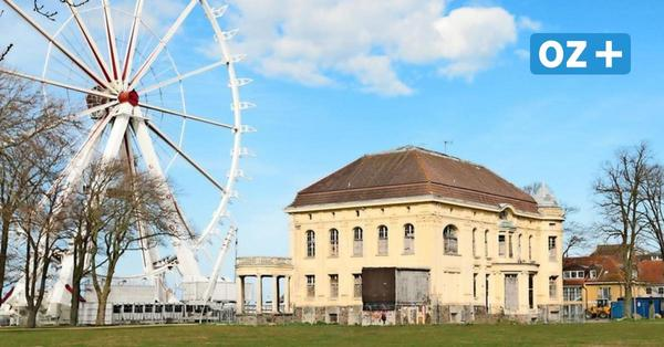 Villa Baltic in Kühlungsborn: Video zeigt Pläne für Sanierung