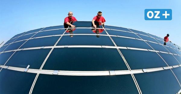 Klimaneutral: Gemeinden im Landkreis Rostock setzen auf eigenen Strom