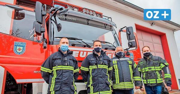 Sicherer Brandschutz rund um Bad Doberan: Feuerwehren brauchen einen Plan