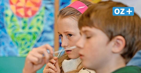 Corona-Testpflicht ab Mittwoch: Schulen im Landkreis Rostock sind gut vorbereitet