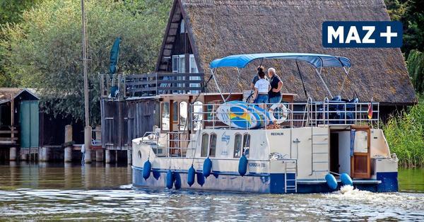 Brandenburgs Hausboote: Nachfrage-Boom hält an