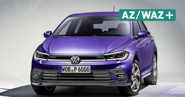 Weltpremiere für neuen Polo: Volkswagen verpasst dem Modell ein Facelift
