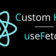 React Custom Hook - useFetch - DEV Community