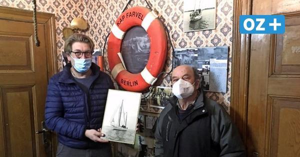 Zwei Männer und ein Schiff - Kennenlernen durch die OZ
