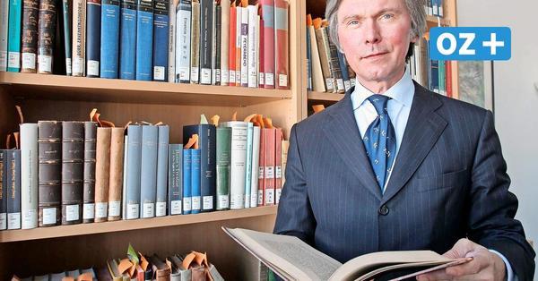 MV: Hans-Jürgen Wendel, Ex-Rektor der Uni Rostock, tritt in AfD ein