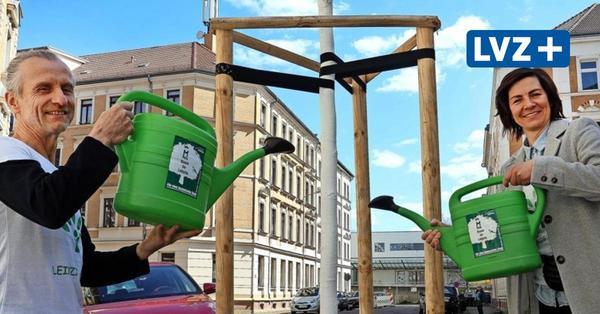 """""""Leipzig pflanzt"""" will dieses Jahr 21.000 Bäume in die Erde bringen"""